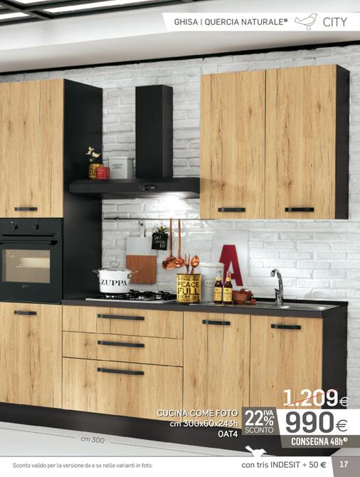 Stunning Cucina Contea Mondo Convenienza Pictures - Ideas & Design ...