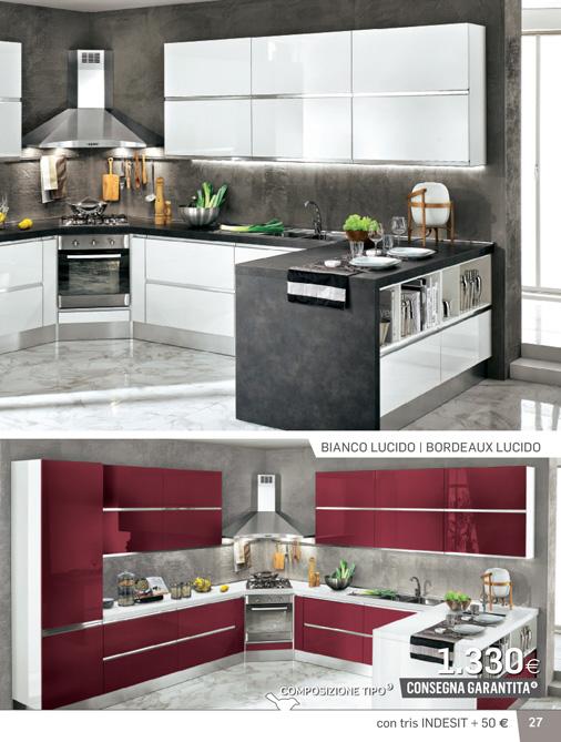 Mondo Convenienza Catalogo Cucine Inverno 2017 - Cucine Moderne ...