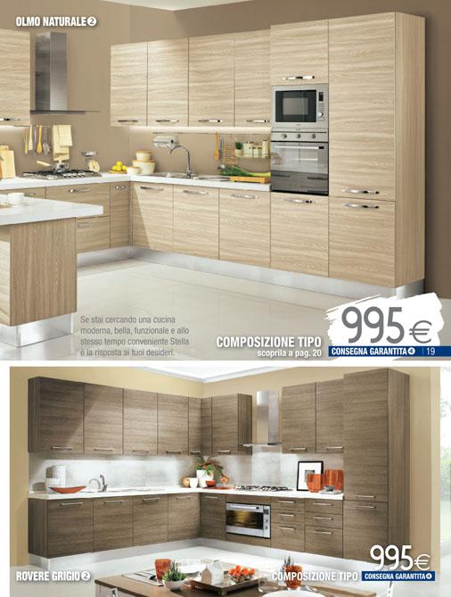 Best Composizione Tipo Cucina Mondo Convenienza Photos - Skilifts ...