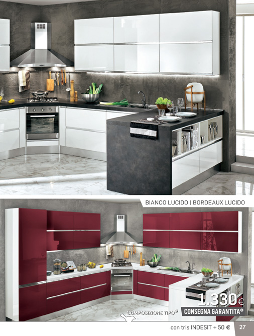 Mondo convenienza catalogo cucine inverno 2017 for Arredamenti mondo convenienza catalogo