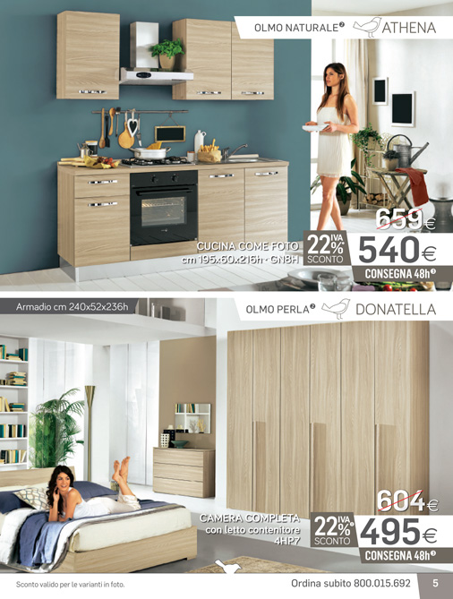 Mondo convenienza catalogo inverno 2017 for Arredamento completo mondo convenienza 2017