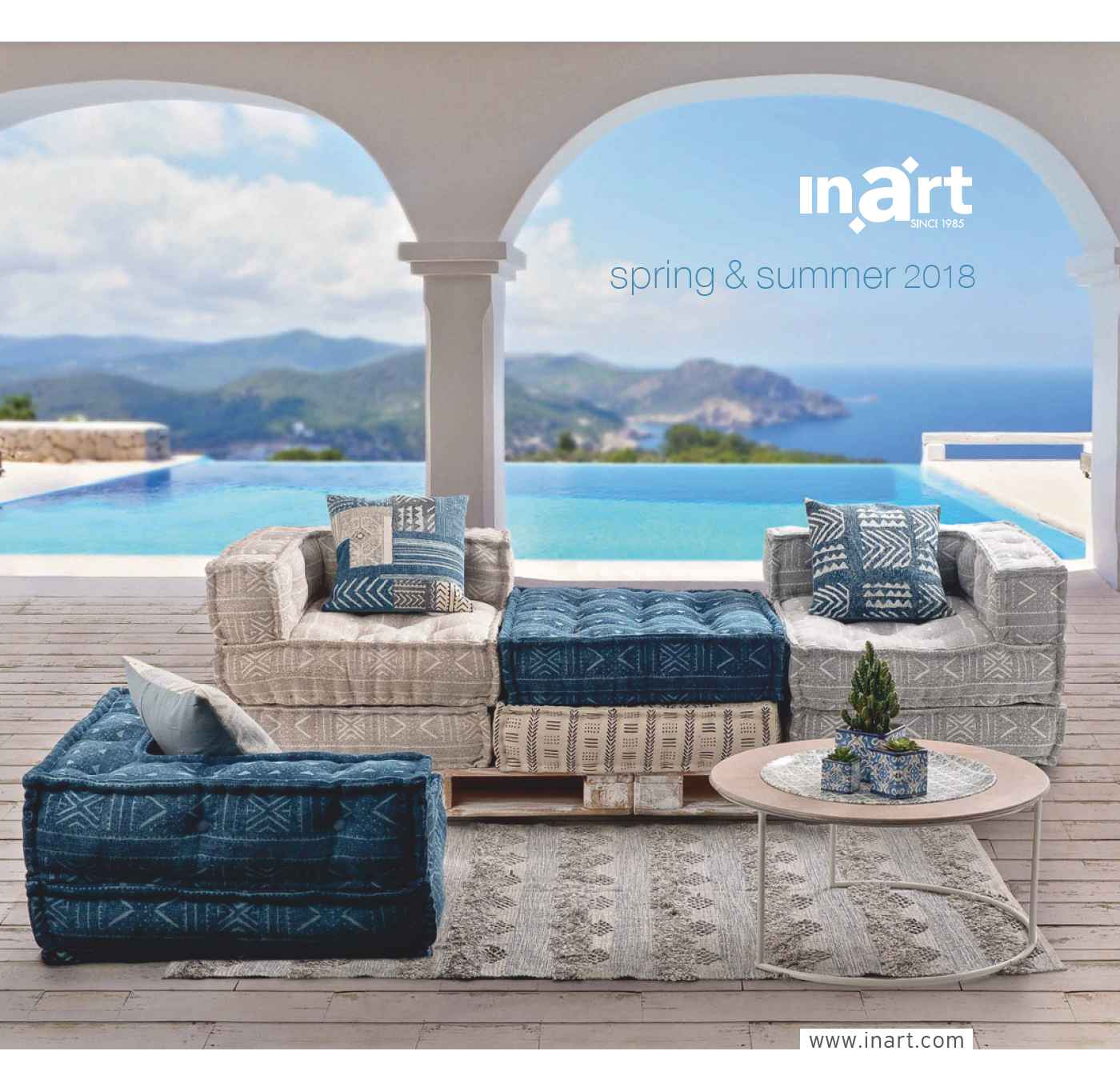 Inart - Spring Summer Collection 2018