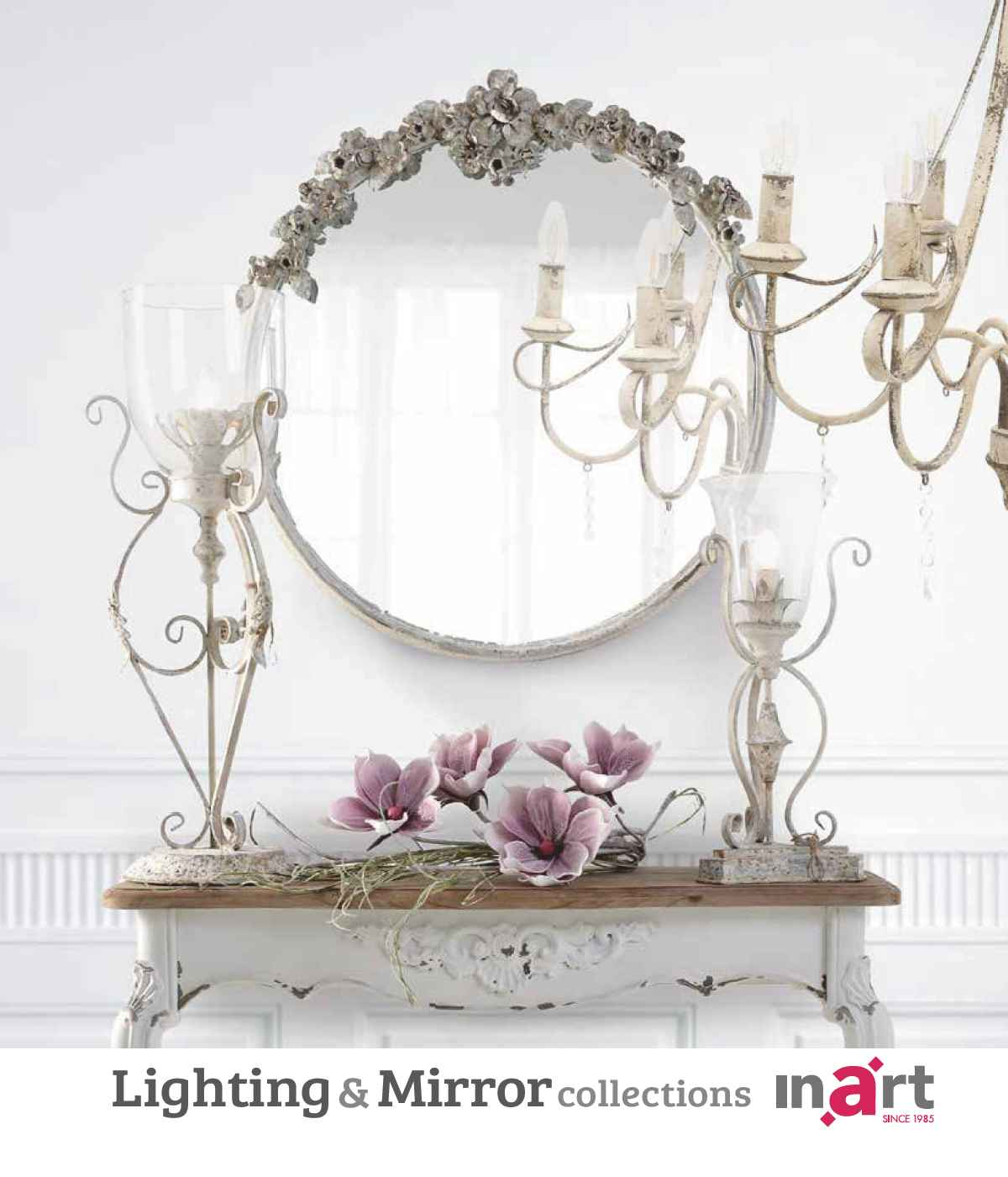 Lighting & Mirrors Collection